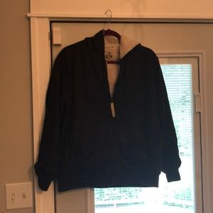Brown Fuzzy Jacket